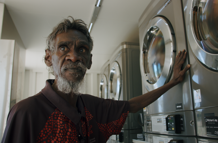 Barunga Remote Laundries